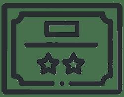Fani Hotel certificate