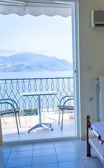Fani Hotel Superior Studios sea view